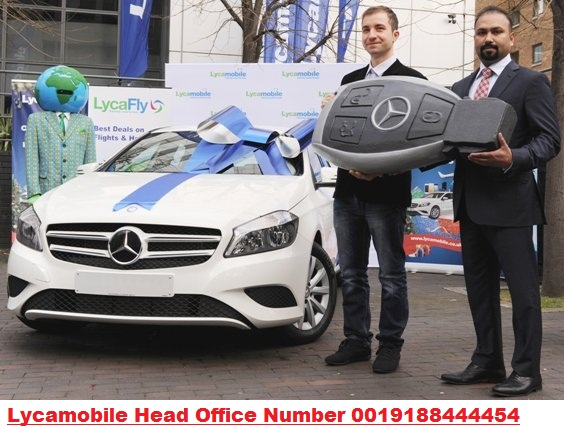 Lycamobile Lucky Draw